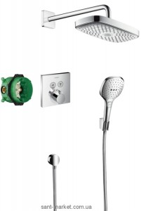 Hansgrohe Душевой набор Raindance Select E / ShowerSelect 27296000