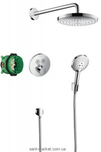 Hansgrohe Душевой набор Raindance Select S / ShowerSelect S 27297000