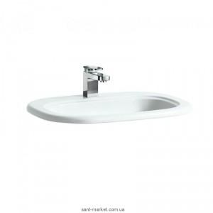 Раковина для ванной встраиваемая Laufen коллекция LB3 белая H8116820001041