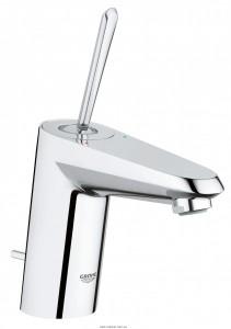 Смеситель для раковины с джойстиком с донным клапаном Grohe Eurodisc Joy хром 23425000