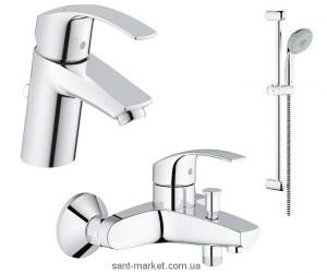 Grohe Набор для ванны EUROSMART 123238S