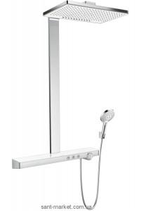 Hansgrohe Душевая система Rainmaker Select 460 2jet Showerpipe EcoSmart 9 л/мин 27028400