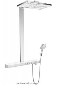 Hansgrohe Душевая система Rainmaker Select 460 3jet Showerpipe EcoSmart 9 л/мин 27029400