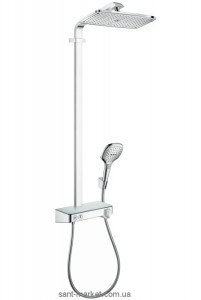 Hansgrohe Душевая система Raindance Select E 360 1jet ST Showerpipe 27288000