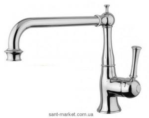 Смеситель для кухни однорычажный Bugnatese коллекция Denver бронза DENBR6482
