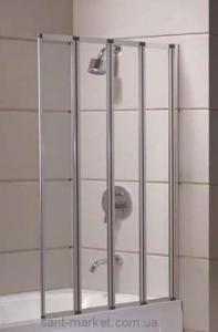 Eger Шторка на ванну левосторонняя 599-02L