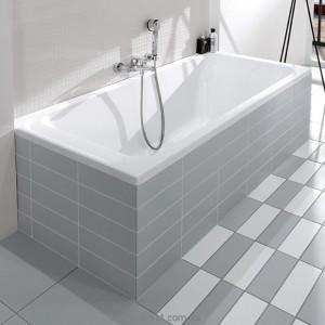 Ванна акриловая прямоугольная Villeroy & Boch коллекция Targa Style 170x70х48 UBA177FRA2V-01