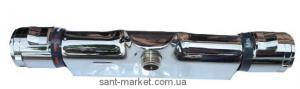 Смеситель для душа настенный двухвентильный Ideal Standard коллекция Idealtherm Ceraron хром A2417AA