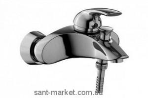 Смеситель однорычажный с коротким изливом Ideal Standard коллекция Tonic/Trias сатин A5073PQ