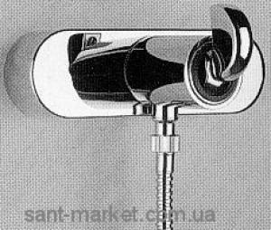 Смеситель для душа настенный однорычажный Ideal Standard коллекция X-L Iperbole хром N9670AA