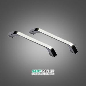 Ручки для стальной ванны Koller Pool Pure алюминиевый хром A00A00020