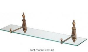 All.pe Ondine Стеклянная полочка с настенными держателями OR ON018