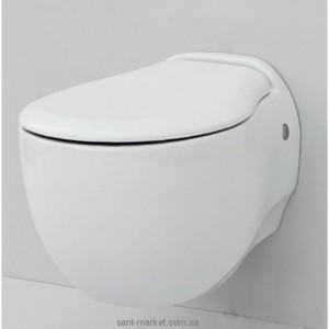 Унитаз подвесной Artceram коллекция Blend BLV001 + Сиденье BLA006