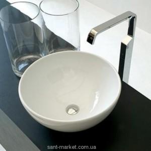 Раковина для ванной накладная Artceram коллекция La Ciotola белая LCL001