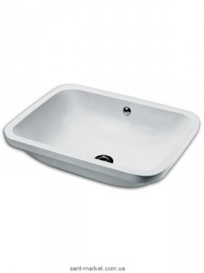 Раковина для ванной встраиваемая Artceram коллекция Nettuno белая NTL001