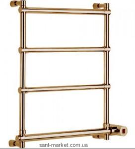 Электрический полотенцесушитель скрытый (BOX) Margaroli Sole 570х650х105 лесенка бронза 542/B bron