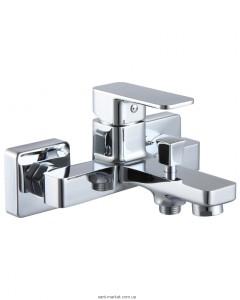 Смеситель однорычажный для ванны с коротким изливом Imprese коллекция Bilovec хром 10255