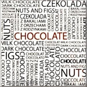 Opoczno MONTANA декор шоколад 10x10