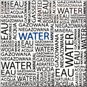 Opoczno MONTANA декор вода 10x10