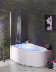 Ванна акриловая угловая PoolSpa коллекция Mistral 160х105х60 L PWA3Y10ZS000000