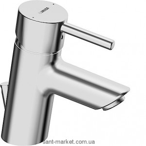 Смеситель для раковины однорычажный с донным клапаном Hansa колекция Vantis Style хром 52402277
