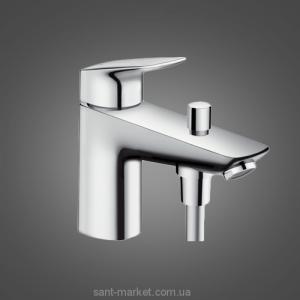 Смеситель для ванны однорычажный Hansgrohe коллекция Logis хром 71315000