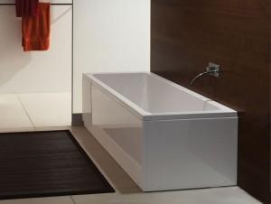 Ванна акриловая прямоугольная Kolpa-san коллекция Rapido 200x90х50