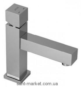 Смеситель для раковины одновентильный с донным клапаном Jika Cubito хром H3114210040011