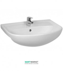 Раковина для ванной подвесная Jika коллекция Lyra Plus 55x19.5x45 белая H8133820001041