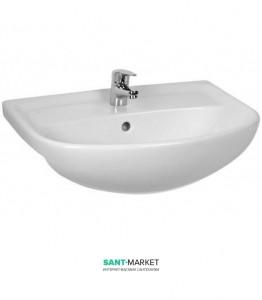Раковина для ванной подвесная Jika коллекция Lyra Plus 65x19.5x48 белая H8133840001041