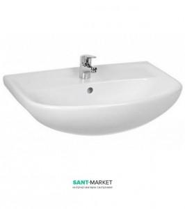 Раковина для ванной подвесная Jika коллекция Lyra Plus 50x18.5x41 белая H8143810001041