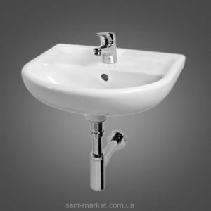 Раковина для ванной подвесная Jika коллекция Lyra Plus 45x15.5x37 белая H8153820001041