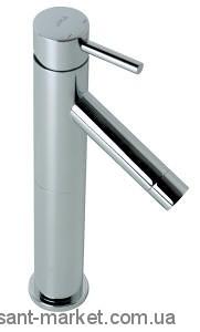 Смеситель для раковины однорычажный с донным клапаном Jika колекция Mio хром H3117180040021