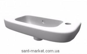 Раковина для ванной подвесная Jika Olymp Deep 50x14.5x23 белая H8156150001061