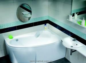 Ванна акриловая асимметричная Ravak коллекция Asymmetric 170х110х48 R C491000000