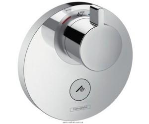 Смеситель для душа встраиваемый с термостатом Hansgrohe Shower Select S хром 15742000