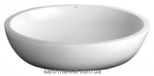 Раковина для ванной накладная AeT коллекция Orizzonti Oval Basin белая L280