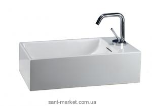Раковина для ванной накладная AeT коллекция Motivi Fine Bridge белая L262