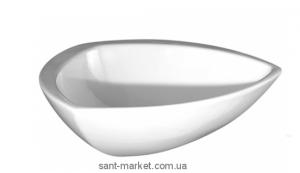 Раковина для ванной накладная AeT коллекция Motivi Spot Treside белая L237T0R0V0