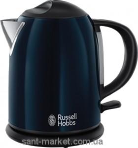 Russell Hobbs Электрочайник Colours Royal Blueb2046056