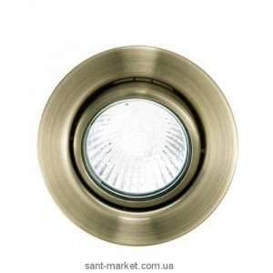 Eglo Точечный светильник Einbauspot 12V 5462