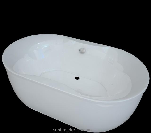 Ванна акриловая овальная Kolpa-san коллекция Gloriana 190х110х50
