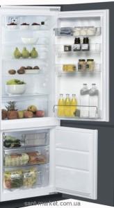 Whirlpool Холодильник с нижней м/к для встраивания ART872A+NF