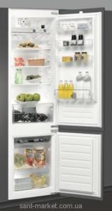 Whirlpool Холодильник с нижней м/к для встраивания ART9610A+