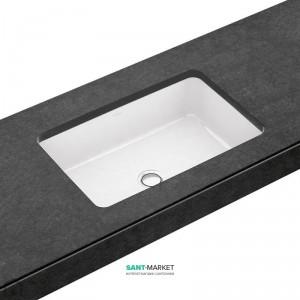 Раковина для ванной встраиваемая Villeroy & Boch коллекция Architectura белая 41776001