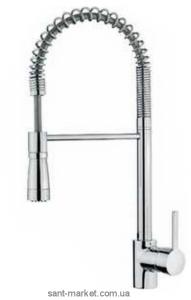 Смеситель для кухни с выдвижной лейкой Teka Alaior XL Pro (ARK 937) хром 239371200