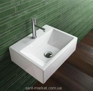Раковина для ванной подвесная Catalano коллекция Verso белая 155VN00