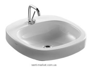 Раковина для ванной накладная Laufen коллекция Palomba белая H8128010001111