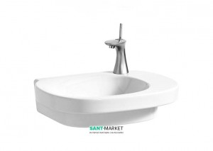 Раковина для ванной подвесная Laufen коллекция Mimo белая H8105520001041