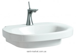 Раковина для ванной накладная Laufen коллекция Mimo белая H8115570001041